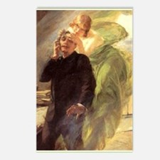Albert Maignan - Green Muse Postcards (Package of