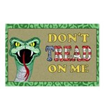 Snake Tread USA Postcards (Package of 8)