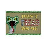 Snake Tread USA Rectangle Magnet (10 pack)