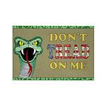 Snake Tread USA Rectangle Magnet (100 pack)
