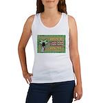 Snake Tread USA Women's Tank Top