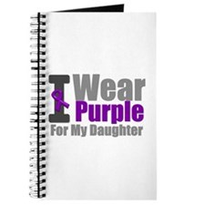 I Wear Purple (Daughter) Journal