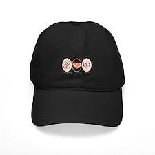 Peace Love Run 13.1 Baseball Hat