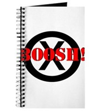 Frisky Dingo- BOOSH! Journal