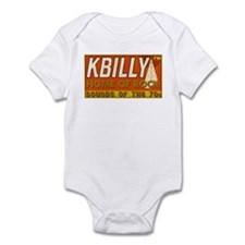 KBILLY Rock Infant Bodysuit