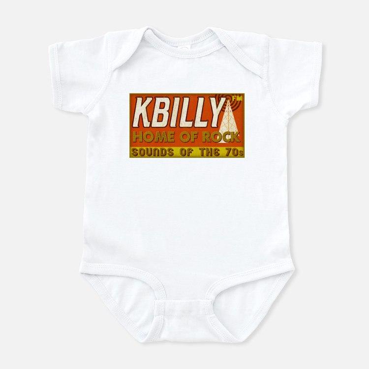 KBILLY Rock Infant Bodysuit