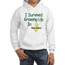 I Survived Growing Up In New Hoodie