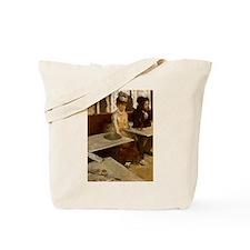 Edgar Degas -L'Absinthe Tote Bag
