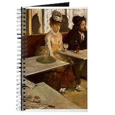 Edgar Degas -L'Absinthe Journal