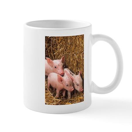 Piglets Photo Mug