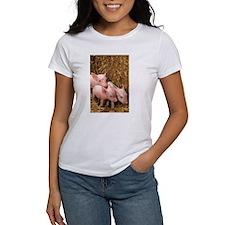 Piglets Photo Tee