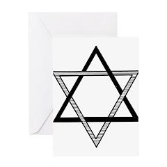 Solomon's Seal Greeting Card