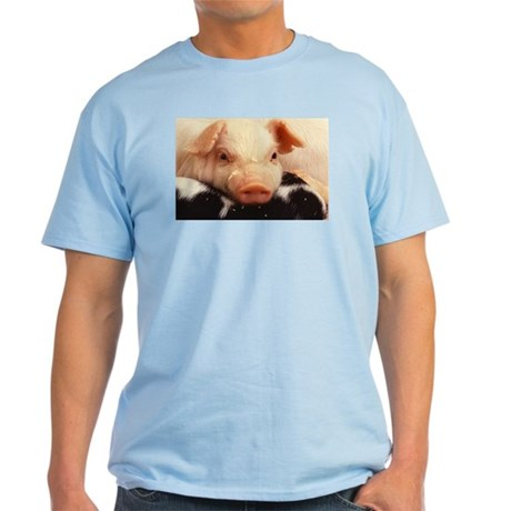 Pig Resting Light T-Shirt