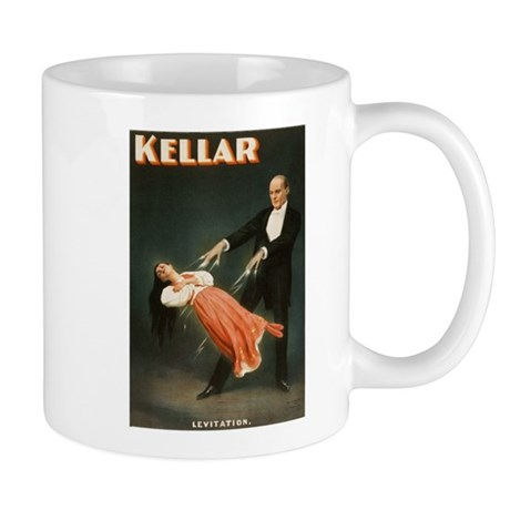 Kellar Magician - Levitation Mug