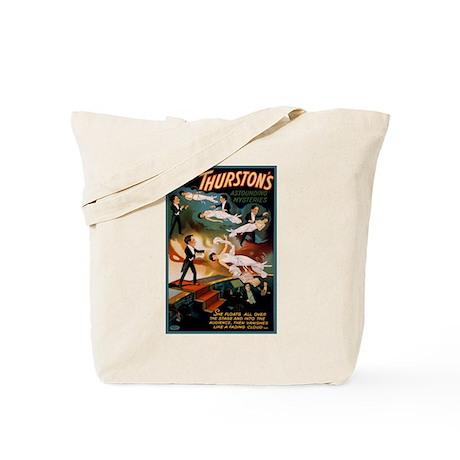 Thurston's Astounding Mysteries Tote Bag