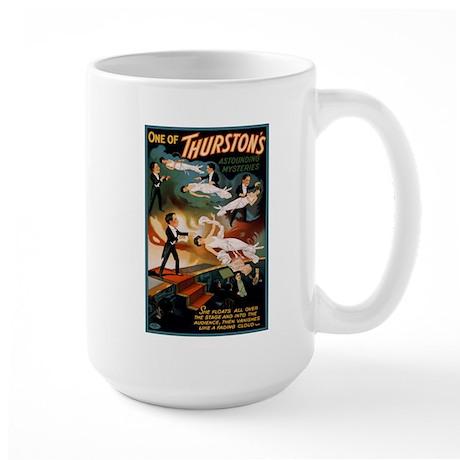 Thurston's Astounding Mysteries Large Mug