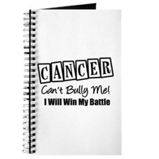 Cancer Can't Bully Me Journal