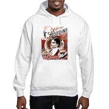 Harry Houdini King of Cards Hoodie