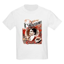Harry Houdini King of Cards T-Shirt