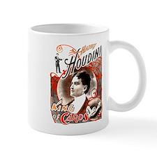 Harry Houdini King of Cards Mug