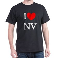 """I Love Nevada"" T-Shirt"