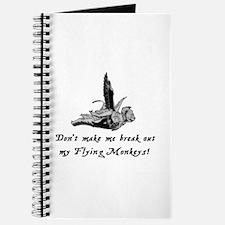 My Flying Monkeys Journal