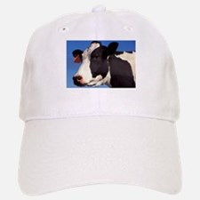 Cow Photo ! Baseball Baseball Cap