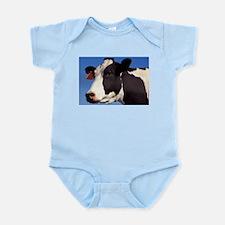 Cow Photo ! Infant Bodysuit