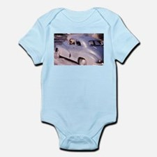 Bear Driving Photo Infant Bodysuit