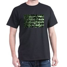 CAMOUFLAGED STARS & STRIPES T-Shirt