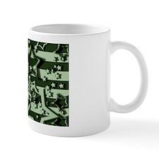 CAMOUFLAGED STARS & STRIPES Mug