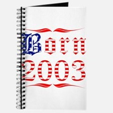 All American born in 2003 Journal