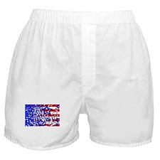 STARS & STRIPES Boxer Shorts