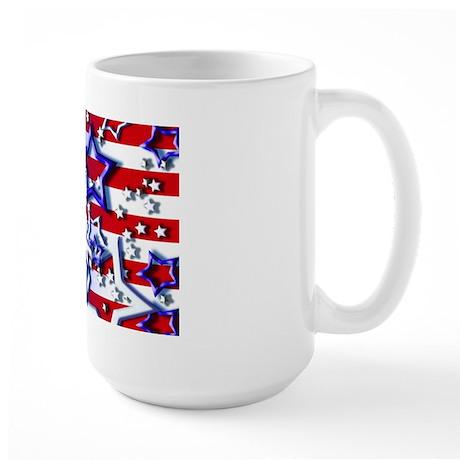 STARS & STRIPES Large Mug