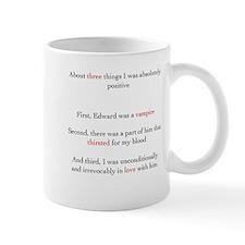Three Things... Mug