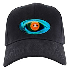 Catch the RED-Eye on Baseball Hat