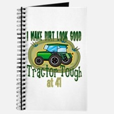 Tractor Tough 41st Journal