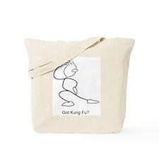 Got Kung Fu? Tote Bag