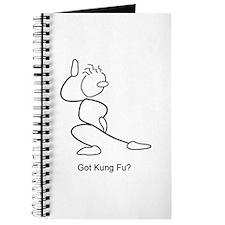 Got Kung Fu? Journal