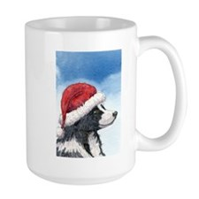 His Holiday Hat Mug