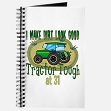 Tractor Tough 31st Journal