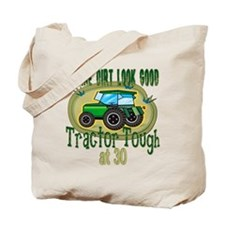 Tractor Tough 30th Tote Bag