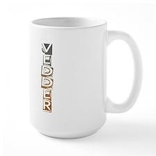 vedder down Mug