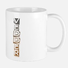 vedder down Small Small Mug