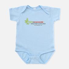 CE-Lery single-pencil infant bodysuit