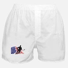 Unique July 4th Boxer Shorts