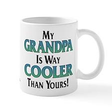 My Grandpa Is Cooler - Coffee Small Mug