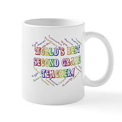Second Grade Mug