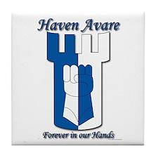 Haven Avare Tile Coaster
