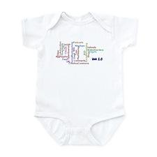 Funny K12 Infant Bodysuit